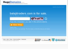 balajitraders.com