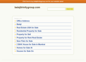 balajitrinitygroup.com