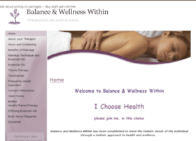 balanceandwellnesswithin.massagetherapy.com