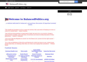 balancedpolitics.org