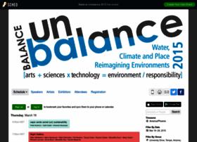 balanceunbalance2015.sched.org