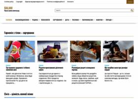 balani.com.ua