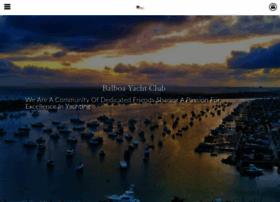 balboayachtclub.com