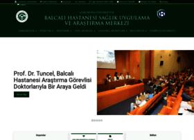 balcali.cu.edu.tr