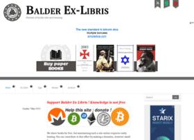 balderexlibris.com