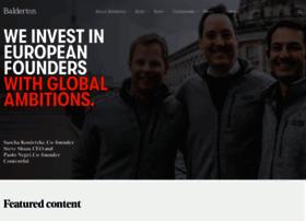 balderton.com