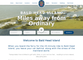 baldheadisland.com