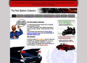 baldwin.britishmotormuseum.co.uk