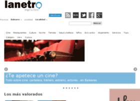 baleares.lanetro.com