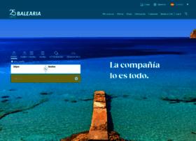 balearia.com