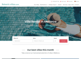 balearic-villas.com