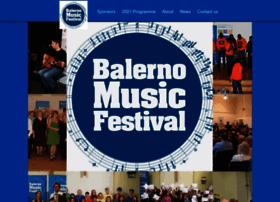 balernomusicfestival.org.uk