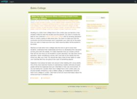 balescollege.edublogs.org