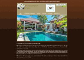 bali-essence-villas.com