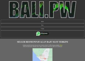 bali.pw