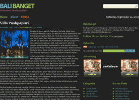 balibanget.com
