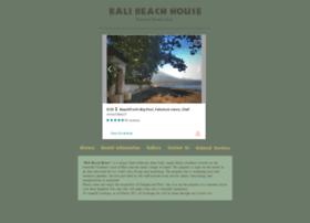 balibeachhouse.com