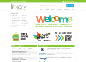 balibrary.org