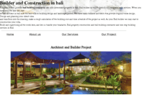 balibuilderconstruction.com