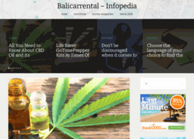 balicarrental.net
