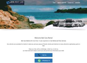 Balicarsrental.com