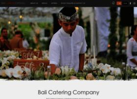 balicateringcompany.com