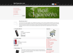 balicigarette.com