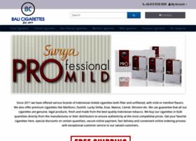 balicigarettes.com
