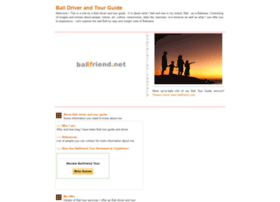 balifriend.net
