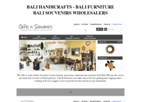 balihandmadeproducts.com