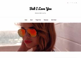 baliiloveyou.com