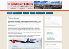 balikesirtakimi.wordpress.com