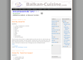 balkan-cuisine.com