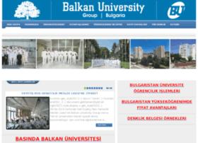 balkanuniversitesi.com
