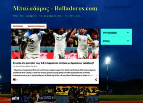 balladoros.com