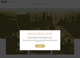 ballardlane.com