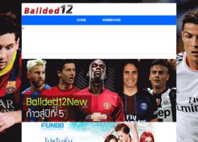 ballded12new.com