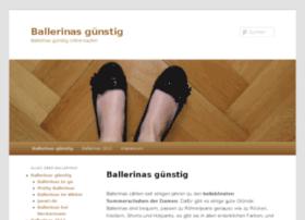 ballerinasguenstig.org