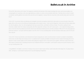 ballet.co.uk