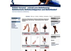 ballett-versand.de