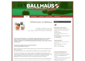ballhaus-billard.de