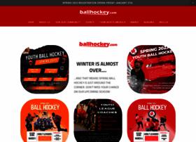 ballhockey.com