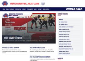 ballhockey.net
