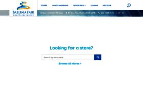 ballinafairshopping.com.au
