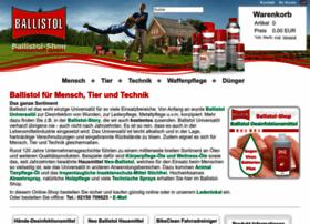 ballistol-shop.de