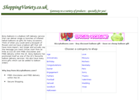 balloon-gift-delivery-service.shoppingvariety.co.uk