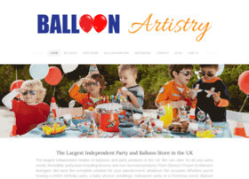 balloonartistry.co.uk