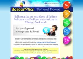 Balloonatics.co.nz