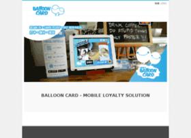 ballooncard.com