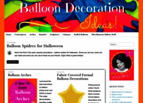 balloondecorationideas.com